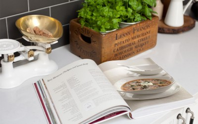 Our top ten cookbook recommendations