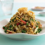 Vegetarian Fried Rice