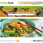 Website Review: Healthy Food Guide
